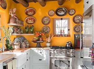 mexican kitchen decor new kitchen style With kitchen colors with white cabinets with decorative wall art sets