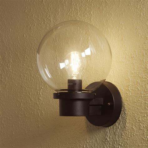 lighting sale on konstsmide nemi globe outdoor wall light