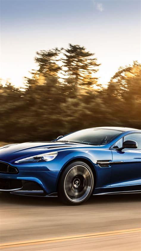 Wallpaper Aston Martin Vanquish, supercar, LA Auto Show 2016, Cars & Bikes #12752
