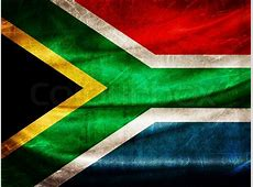 Grunge flag series South Africa Stock Photo Colourbox