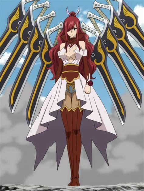 erza ataraxia armor  apperiance  moresense