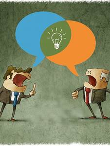 Why Workplace Conflict Can Be Healthy  Conflict