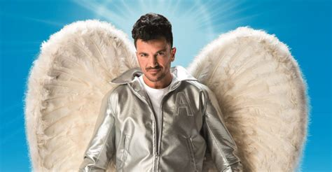 grease uk   starring peter andre interview