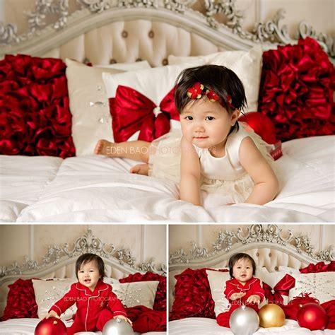 vancouver bc baby photographer eden bao stellas christmas