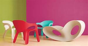 Peinture Pour Plastique Extérieur : peinture plastique chaise peinte avec peinture pour ~ Melissatoandfro.com Idées de Décoration