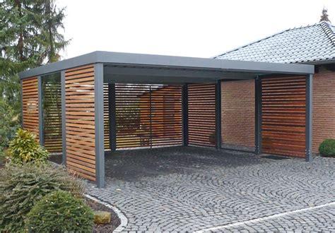 carport mit geräteraum metall home carports carports und 220 berdachungen aus holz und metall
