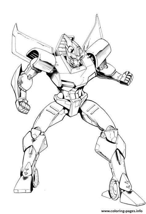 printable transformers cartoone coloring pages printable