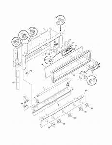 Tappan Tgf657bfw8 Gas Range Parts