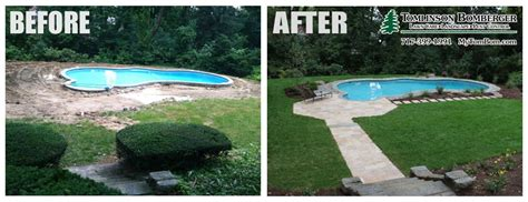 cool pool patio installation in lancaster pa tomlinson