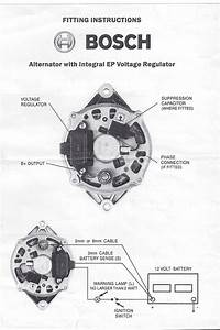 Bmw Bosch Alternator Wiring Diagram