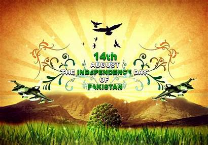 August Independence Wallpapers Pakistan Flag 14th 14august