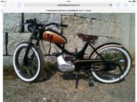sachs 503 gtx bobber orange metallic mopeds moped motorcycle motorcycle und bobber