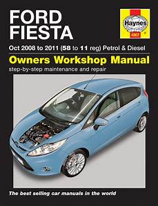 Ford Fiesta Petrol  U0026 Diesel  08