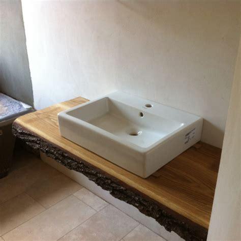 waschtischplatte fuer aufsatzwaschbecken waschtisch 9 meine schreinermeister