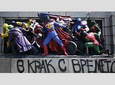 Паметникът на Съветската армия и изгубената памет