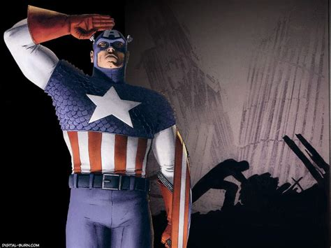Tribute to Captain America- the Greatest Hero of Marvel ...