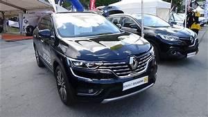 Renault Koléos Initiale Paris : 2017 renault koleos initiale paris exterior and interior foire 4x4 valloire 2017 youtube ~ Gottalentnigeria.com Avis de Voitures