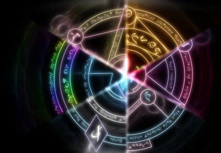 alchemy circle full metal alchemist anime background