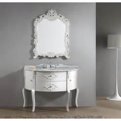 Antique Bathroom Vanity Set virtu usa abigail 48 quot white bathroom vanity white finish