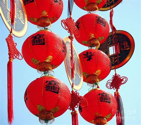 chinese  year decorations photograph  yali shi
