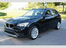 Export New 2013 BMW X1 SDRIVE28I BLACK ON BLACK