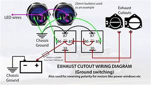 Exhaust Cutout    Power Windows Wiring Diagrams Reversing