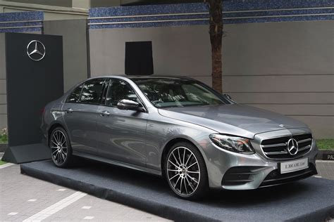 Mercedes-benz Malaysia Introduces E300 Amg Line To Lead