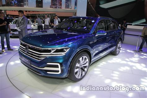 Vw T Prime Concept Gte 2018 Auto China Live