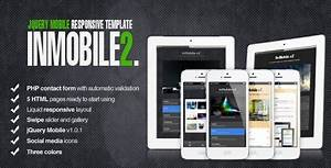 beautifully designed jquery mobile templates With jquerymobile template