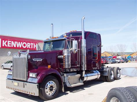 new kw trucks kenworth trucks