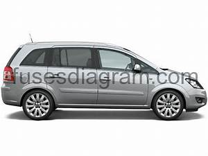 Fuse Box Opel  Vauxhall Corsa C