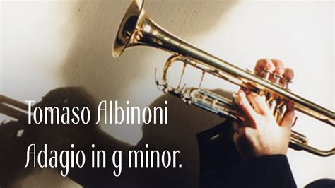 Adagio In G Minor. Igor Smirnov