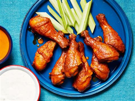 ways  reinvent chicken drumsticks food network