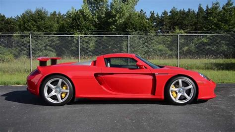 2005 Porsche Carrera GT - WR TV Walkaround - YouTube