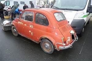 Pieces Fiat 500 Ancienne : fiat 500 occasion ancienne ~ Gottalentnigeria.com Avis de Voitures
