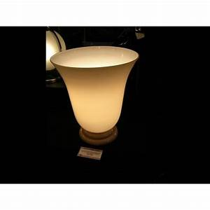 Excellent rare table lamp by g e c matching ceiling