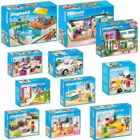 playmobil pack complet villa moderne achat vente