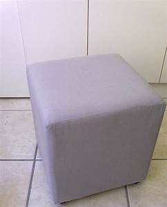 Fabric ottoman grey upholstery cape town for Recover furniture cape town