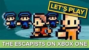 Let39s Escape Prison In The Escapists On Xbox One