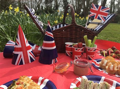 25 Best Images About Best Of British Picnic And Street Party
