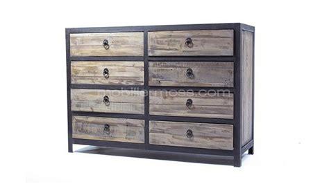 canapé pas cher design commode 8 tiroirs koroco mobilier moss