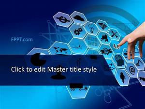 Free Technological Advances Powerpoint Template