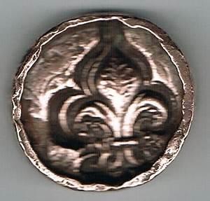 Carte Nickel Relief : poin on fleur de lys en bronze en relief villers collections ~ Medecine-chirurgie-esthetiques.com Avis de Voitures