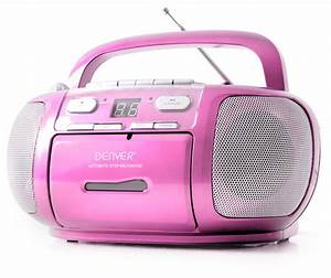 Cd Kassetten Radio : musikanlage m dchen kinder stereoanlage boombox cd player ~ Kayakingforconservation.com Haus und Dekorationen
