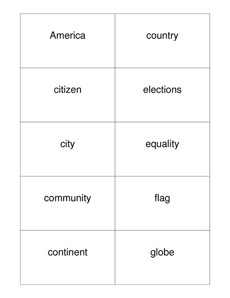 16 best images of grade social studies worksheets