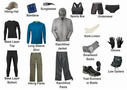 Hiking Clothes Wear Nepal Weather Clothing Trekking