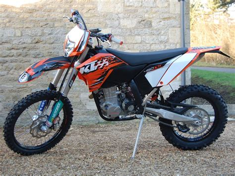 ktm exc450 2010 on review owner expert ratings mcn