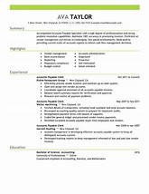 hd wallpapers accounts payable receivable resume samples