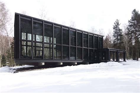 bureau d architecture guest bath house fas t architectural bureau archdaily