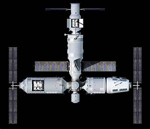 Tiangong Space Station - Pics about space